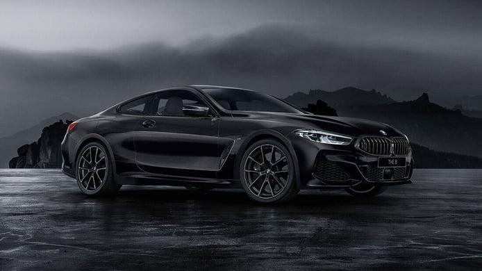 Foto BMW Serie 8 Frozen Black Edition - exterior