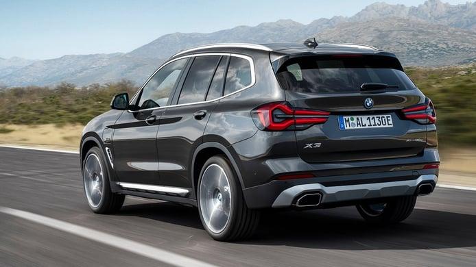 BMW X3 2021 - posterior