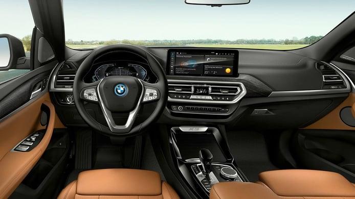 BMW X3 2021 - interior