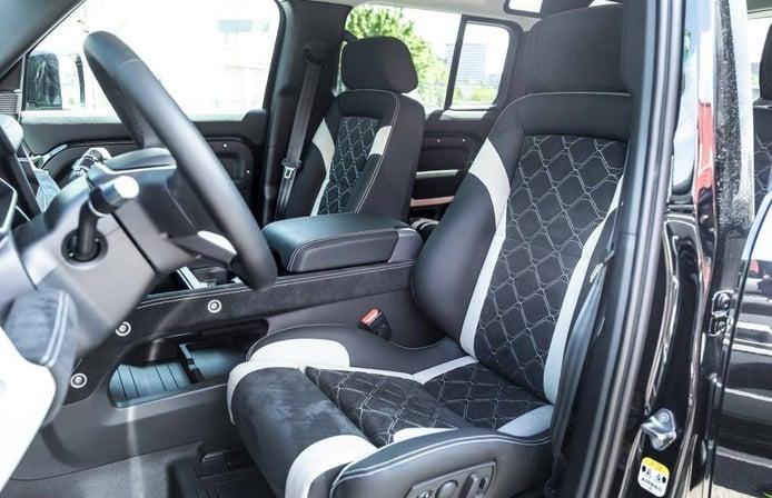 Foto MANHART DP 500 - interior