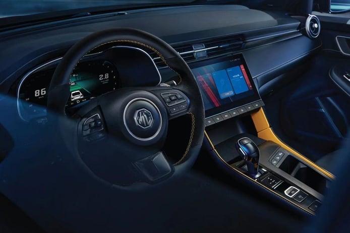 Foto MG 6 PRO - interior