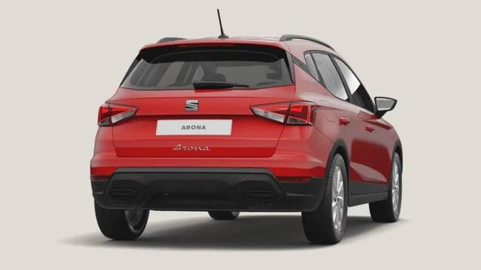 SEAT Arona Reference - posterior
