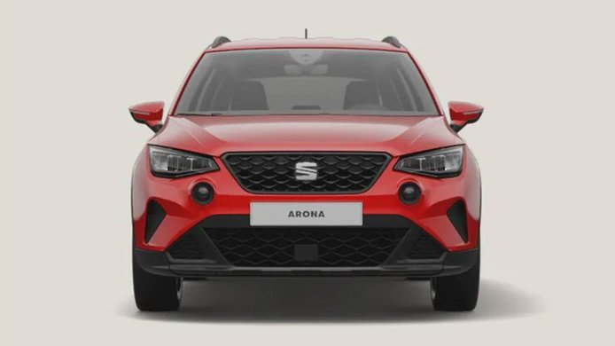SEAT Arona Reference - frontal