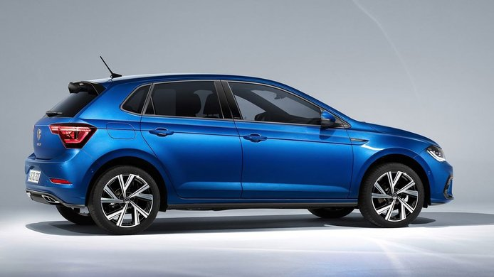 Volkswagen Polo 2021 - lateral