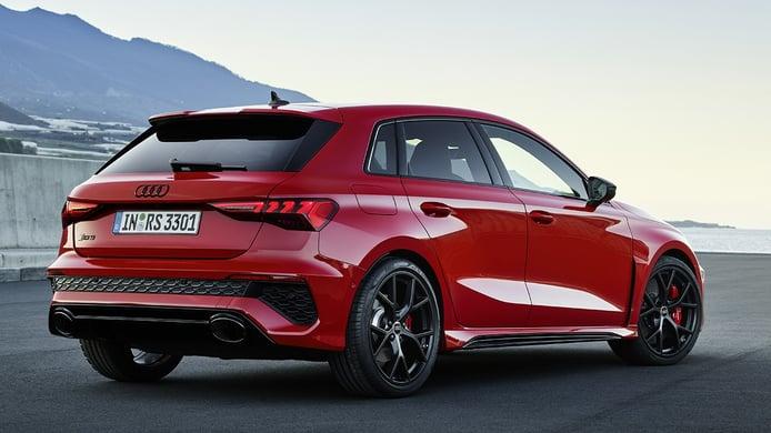 Audi RS 3 Sportback 2022 - posterior