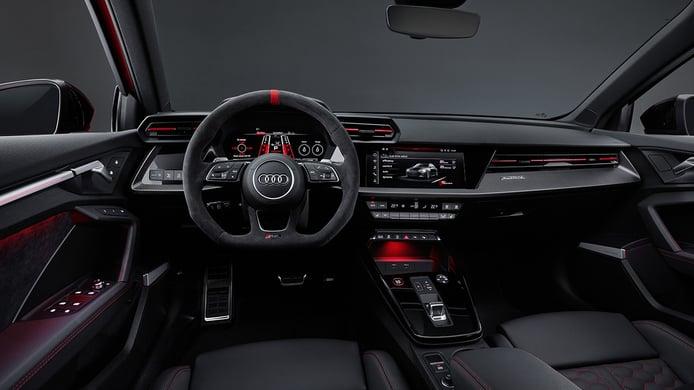 Audi RS 3 Sportback 2022 - interior