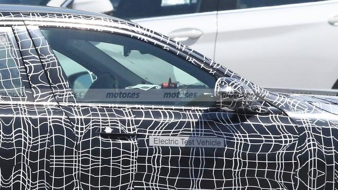 BMW i5 - foto espía