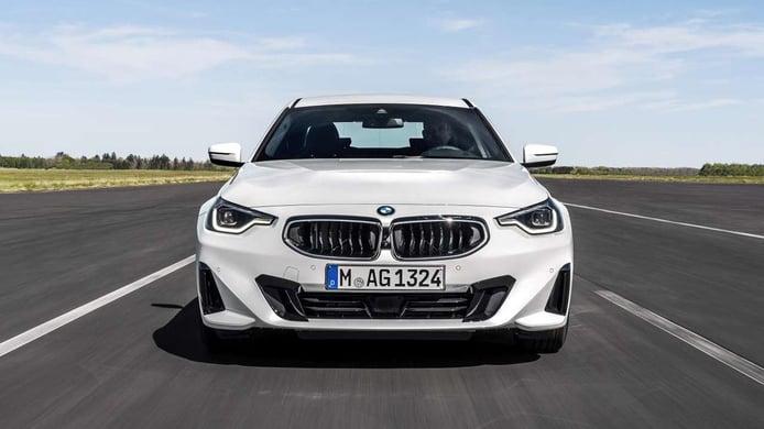 BMW Serie 2 Coupé 2022 - frontal