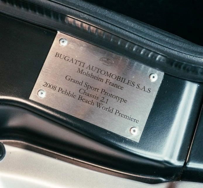 Foto Bugatti Veyron Grand Sport 2008
