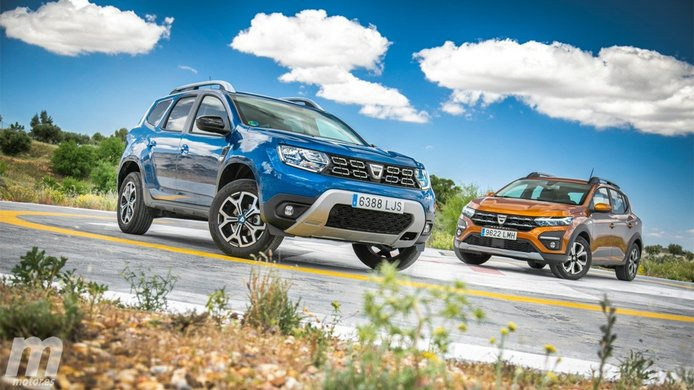 Dacia Duster y Dacia Sandero