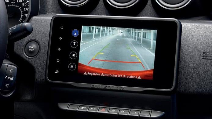 Dacia Duster 2022 - cámara multivisión