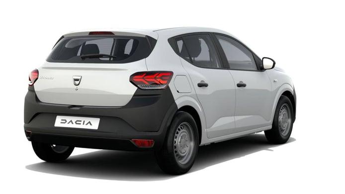 Dacia Sandero Access - rear
