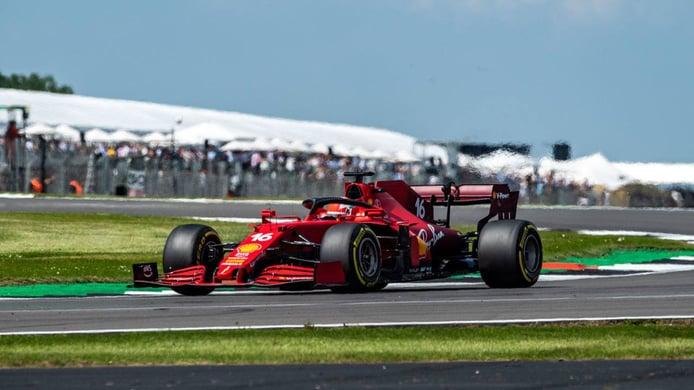 En directo, la carrera - GP Gran Bretaña F1 2021