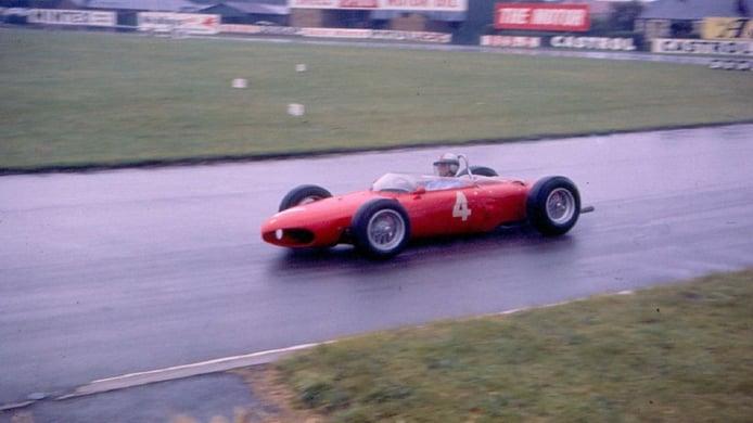 GP de Gran Bretaña de 1961 - Wolfgang von Trips