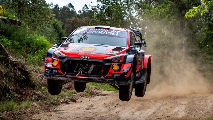 Hyundai Motorsport encara el Rally de Estonia como un todo o nada