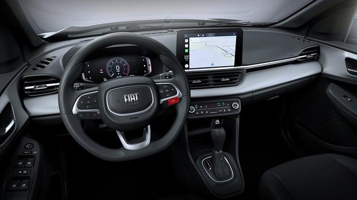 FIAT Pulse - interior