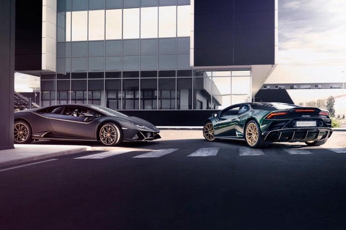 Foto Lamborghini Huracán Mexico Edition
