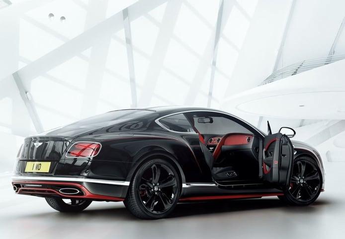 Foto Bentley Continental GT Mulliner - exterior