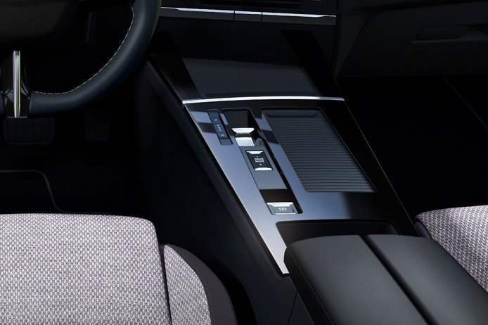 Foto Opel Astra 2022 - interior