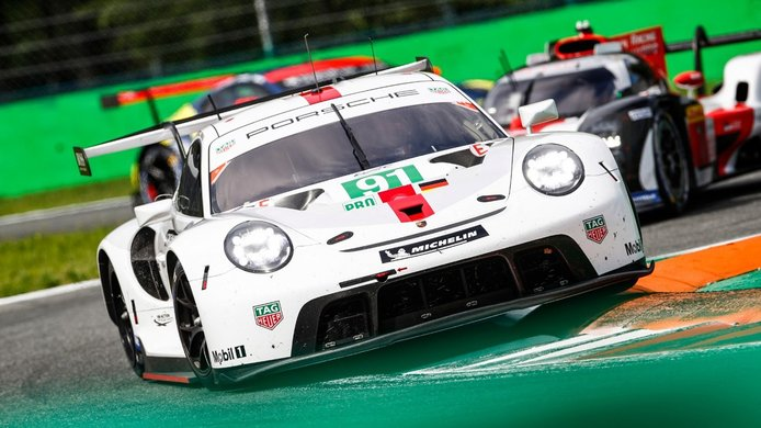 Pleno de 'Pechito' López y Toyota en los libres de las 6 Horas de Monza
