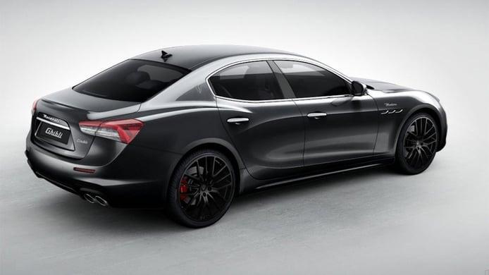 Maserati Ghibli Módena - posterior