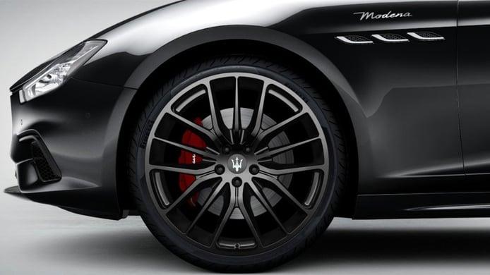 Maserati Ghibli Módena - llantas