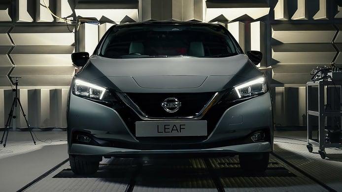Nissan Leaf 2021 - frontal