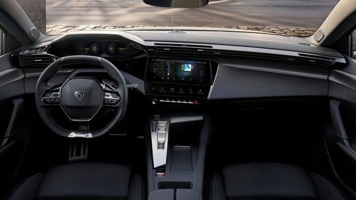 Peugeot 308 SW 2022 - interior