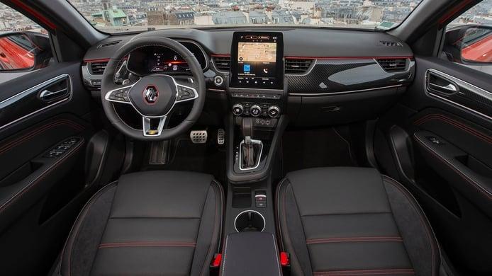 Renault Arkana R.S. Line - interior