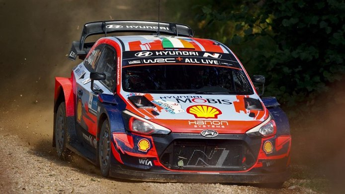 Rovanperä pone la directa en Estonia hacia su primer triunfo en el WRC