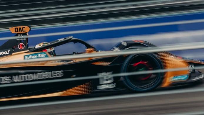 Sam Bird consigue una brillante victoria en el ePrix de Nueva York