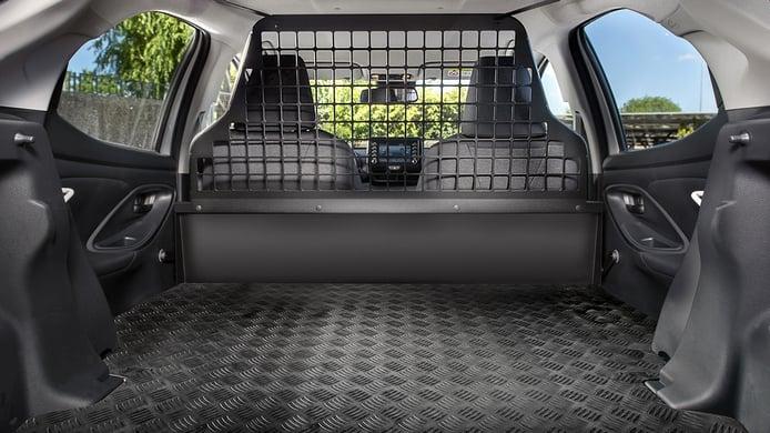 Toyota Yaris ECOVan - trunk