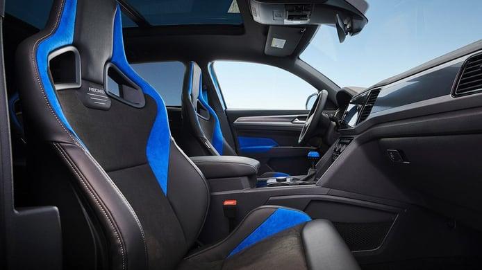 Volkswagen Atlas Cross Sport GT Concept - interior