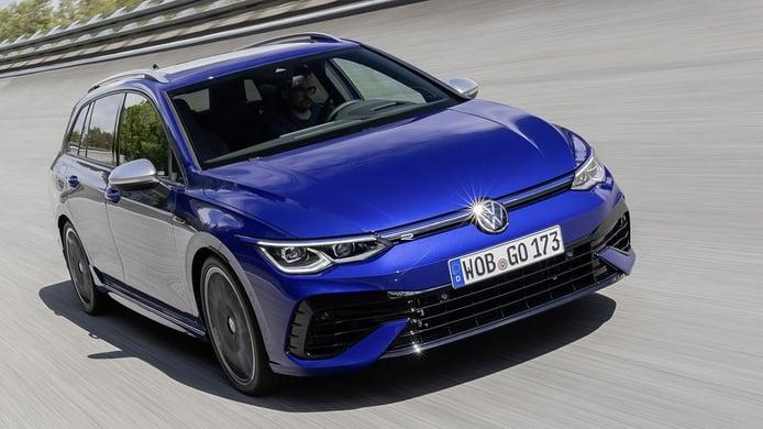 Volkswagen Golf R Variant 2022 - frontal