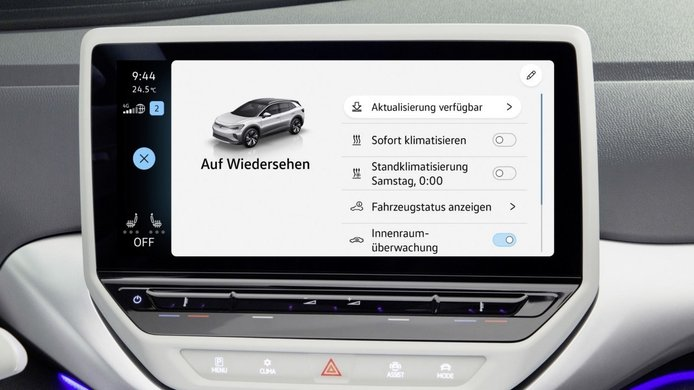 Foto Volkswagen ID.3 - interior
