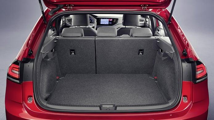 Volkswagen Taigo - maletero