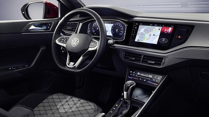 Volkswagen Taigo - interior