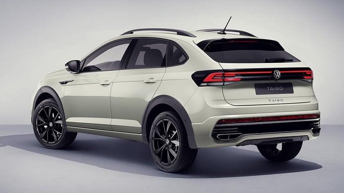 Volkswagen Taigo - posterior