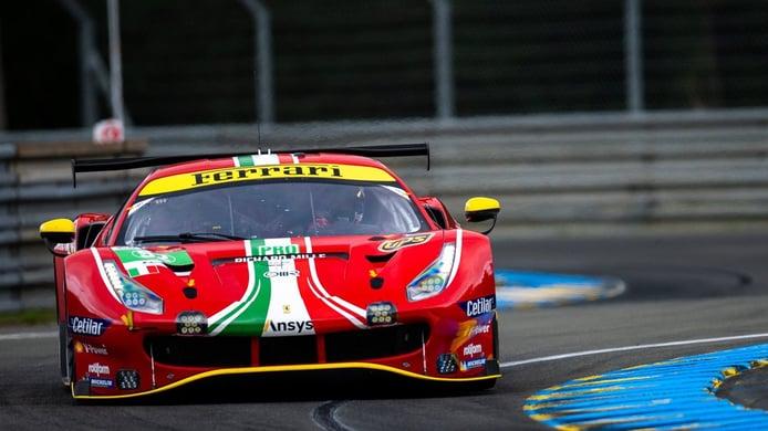 Las 24 Horas de Le Mans 2021 ya tiene los 23 elegidos para la hyperpole