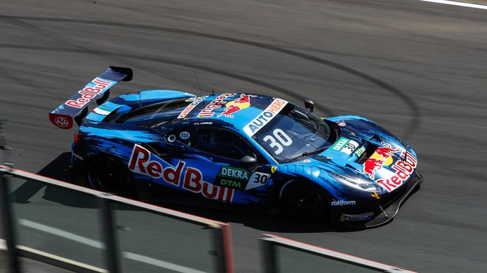 El alemán Marco Wittmann se suma al listado de ganadores del DTM 2021