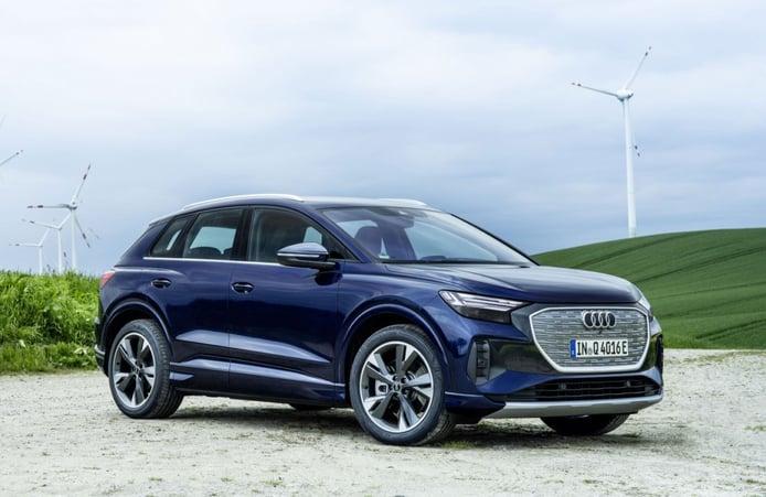 Foto Audi Q4 e-tron - exterior