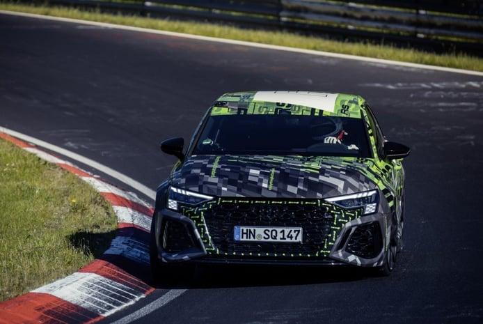 Foto Audi RS 3 Sedán 2022 - exterior