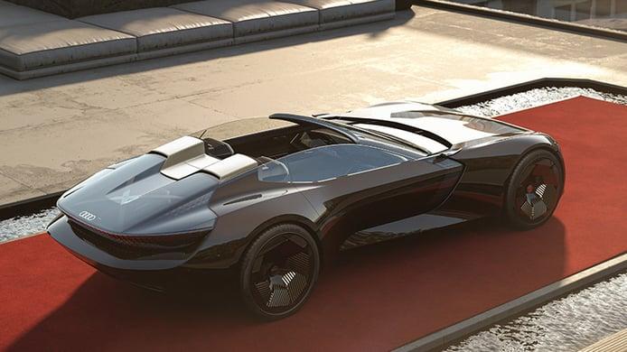 Audi Skysphere Concept - posterior
