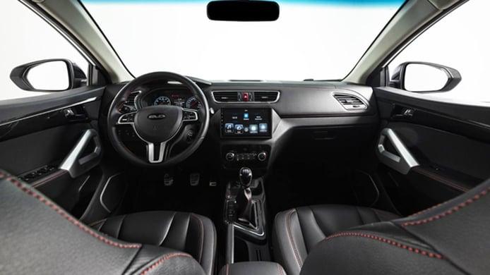 EVO3 - interior