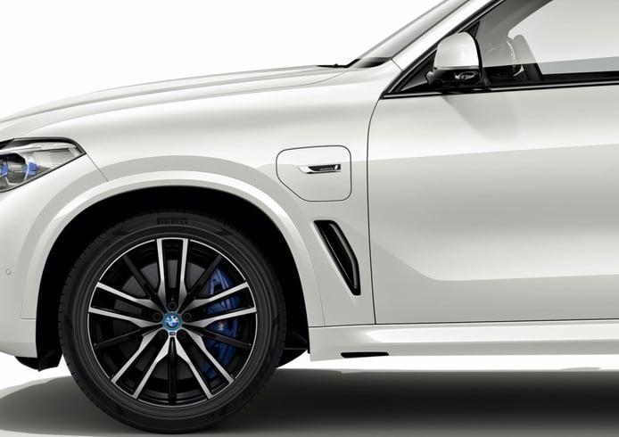 Foto BMW X5 Híbrido enchufable - exterior