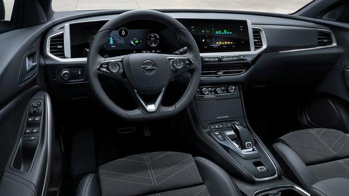 Opel Grandland 2022 - interior