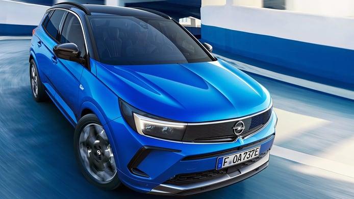 Opel Grandland 2022 - frontal