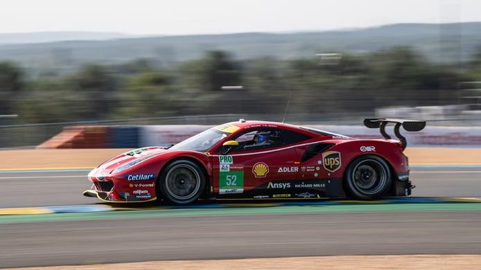 Previo 24 Horas de Le Mans 2021: Merhi, Molina y García