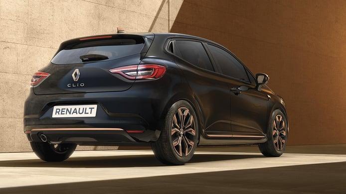 Renault Clio Lutecia Limited Edition - posterior