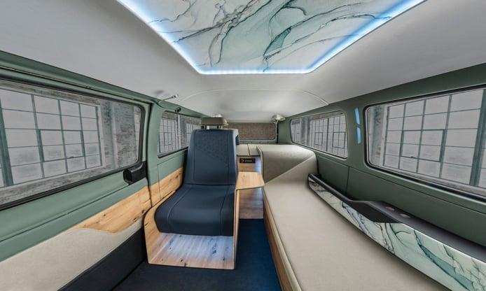 Foto Continental AMBIENC3 concept - interior